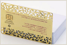 Create And Print Your Own Business Cards High Quality Hollow Out Brass Custom Business Card Printing