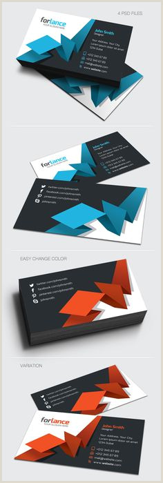 Create My Own Business Card 20 Best Personal Cards Design Images