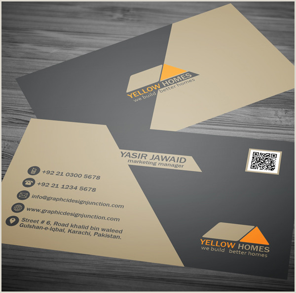 Create Professional Business Cards 20 Professional Business Card Design Templates For Free