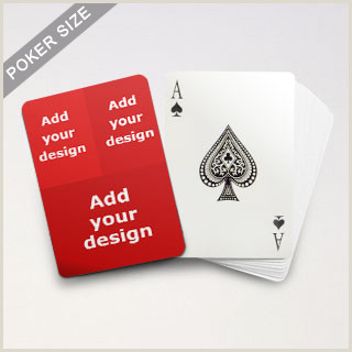 Create Your Own Playing Cards Online Free Collage Family Three