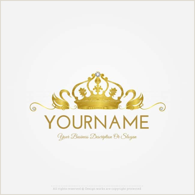 Create Your Own Playing Cards Online Free Line Free Logo Maker Swans Logo Design
