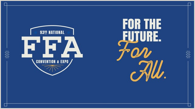 Creative Business 93rd National Ffa Convention & Expo Live
