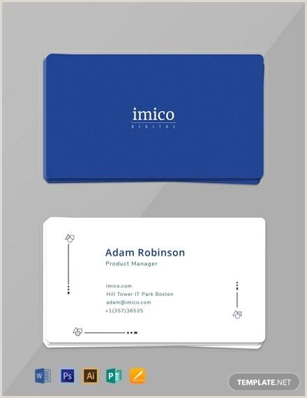 Creative Marketing Business Cards 10 Digital Marketing Business Cards Illustrator Indesign