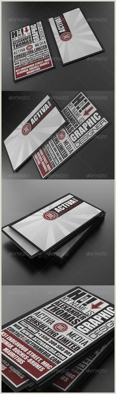 Creative Marketing Business Cards 50 Best Business Card Design Images