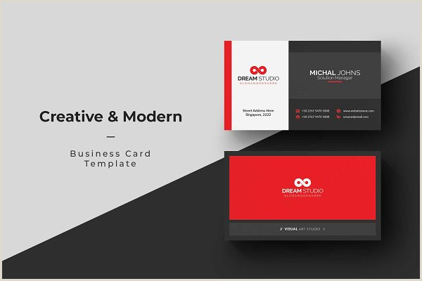 Creative Marketing Business Cards Business Card