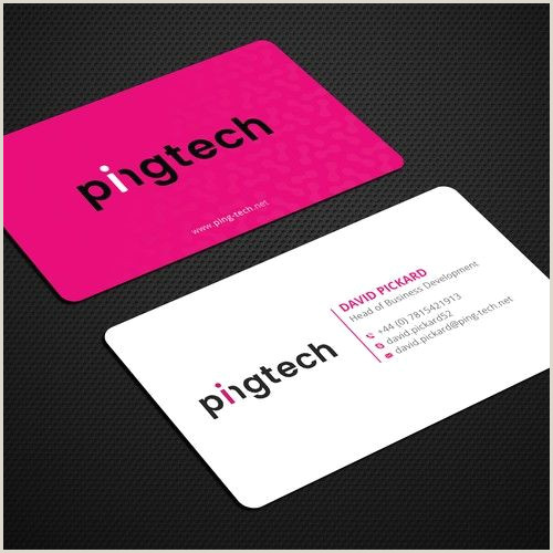 Creative Marketing Business Cards Pingtech Business Card Contest We Are An Affiliate Marketing