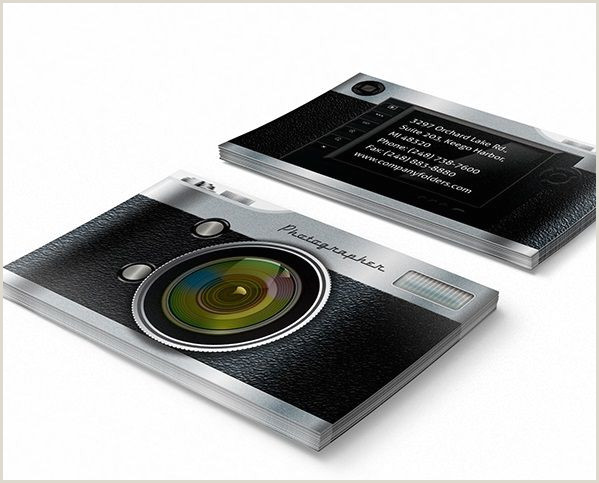 Creative Photography Business Cards 40 Creative Graphy Business Card Designs For