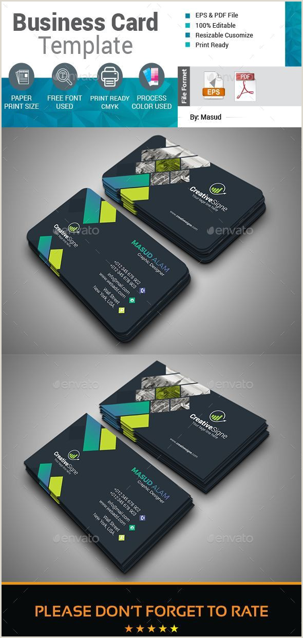 Creative Photography Business Cards Business Card Template Vector Eps Ai Illustrator Download