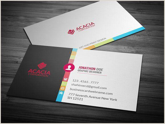 Creative Unique Painter Business Cards Colorful Business Card