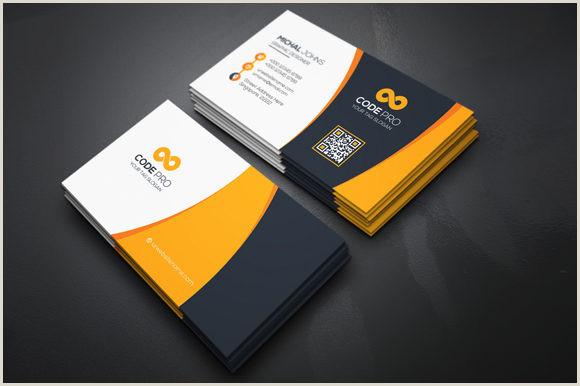 Creative Unique Science Business Cards Unique Business Card Design