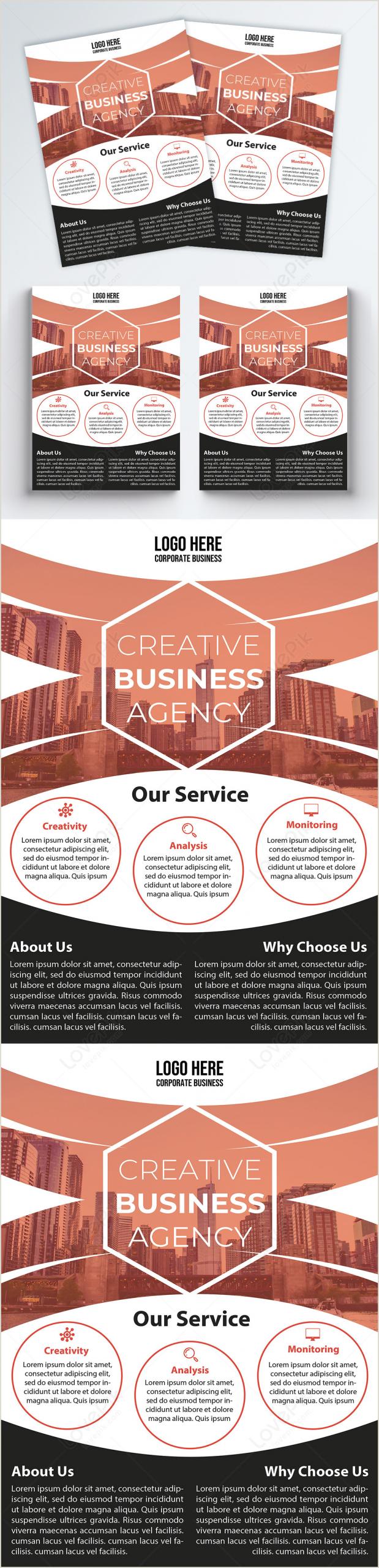 Creativebusiness Stylish Creative Pany Business Flyer Template