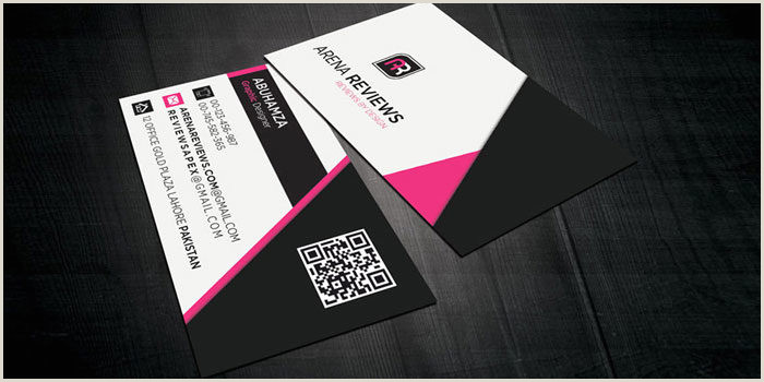 Credit Card Business Card Design Free Business Card Templates You Can Today