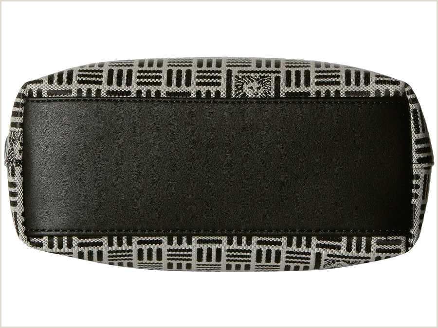 Credit Card Logos Black And White Anne Klein Natural Black Logo Pocket Tote Handbag Hand Bagsc