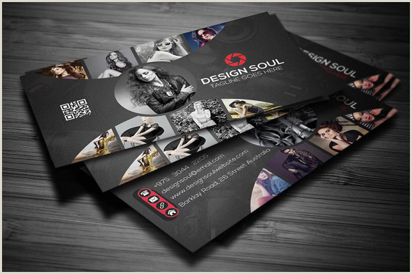 Credit Card Looking Business Cards 80 Best Of 2017 Business Card Designs Design