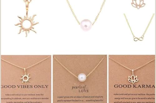 Credit Karma Best Business Cards Exquisite Card is Include Women Fashion Accessories Alien Unicorn Love Elephant Pearl Lotus Chain Sun Lucky Horseshoe Girls Kids Birthday Gifts
