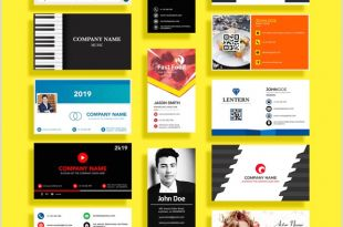 Current Business Cards Business Card Maker Creator On the App Store