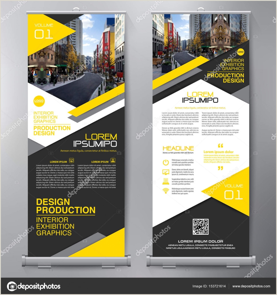 Custom Roll Up Banners Business Roll Up Standee Design Banner Template