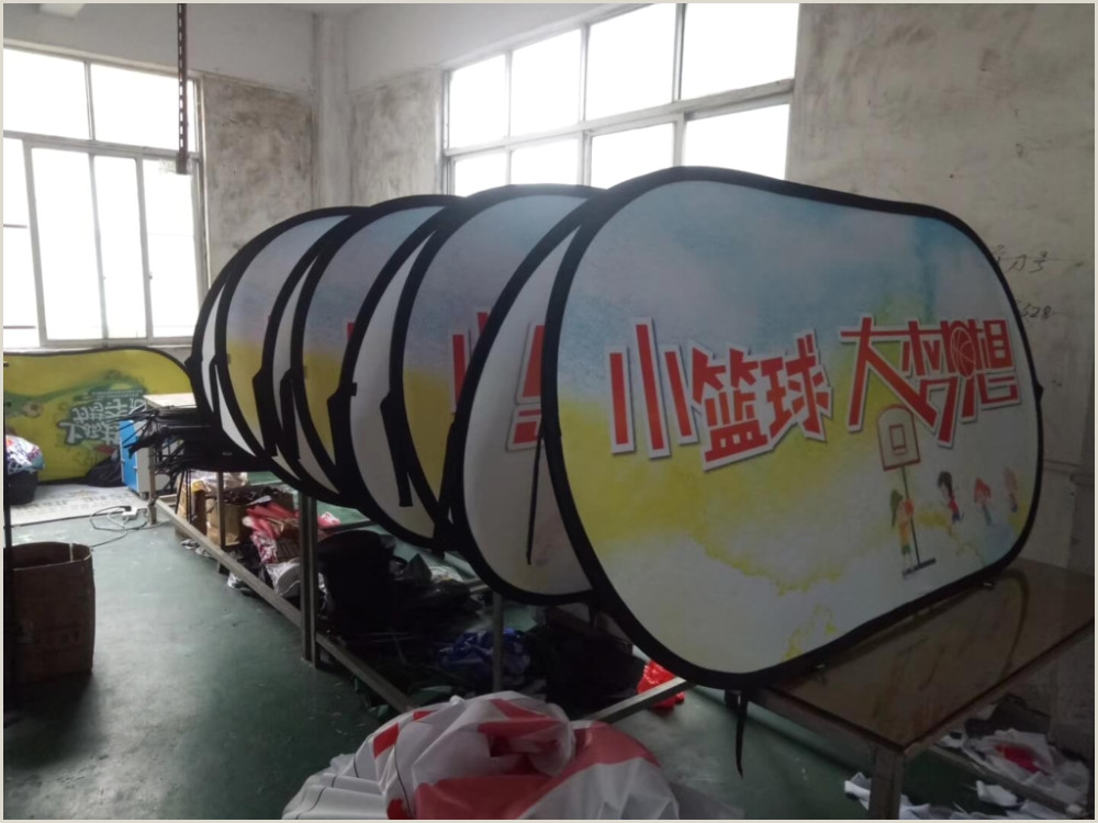 Custom Roll Up Banners Vertical Banner Stand Staples