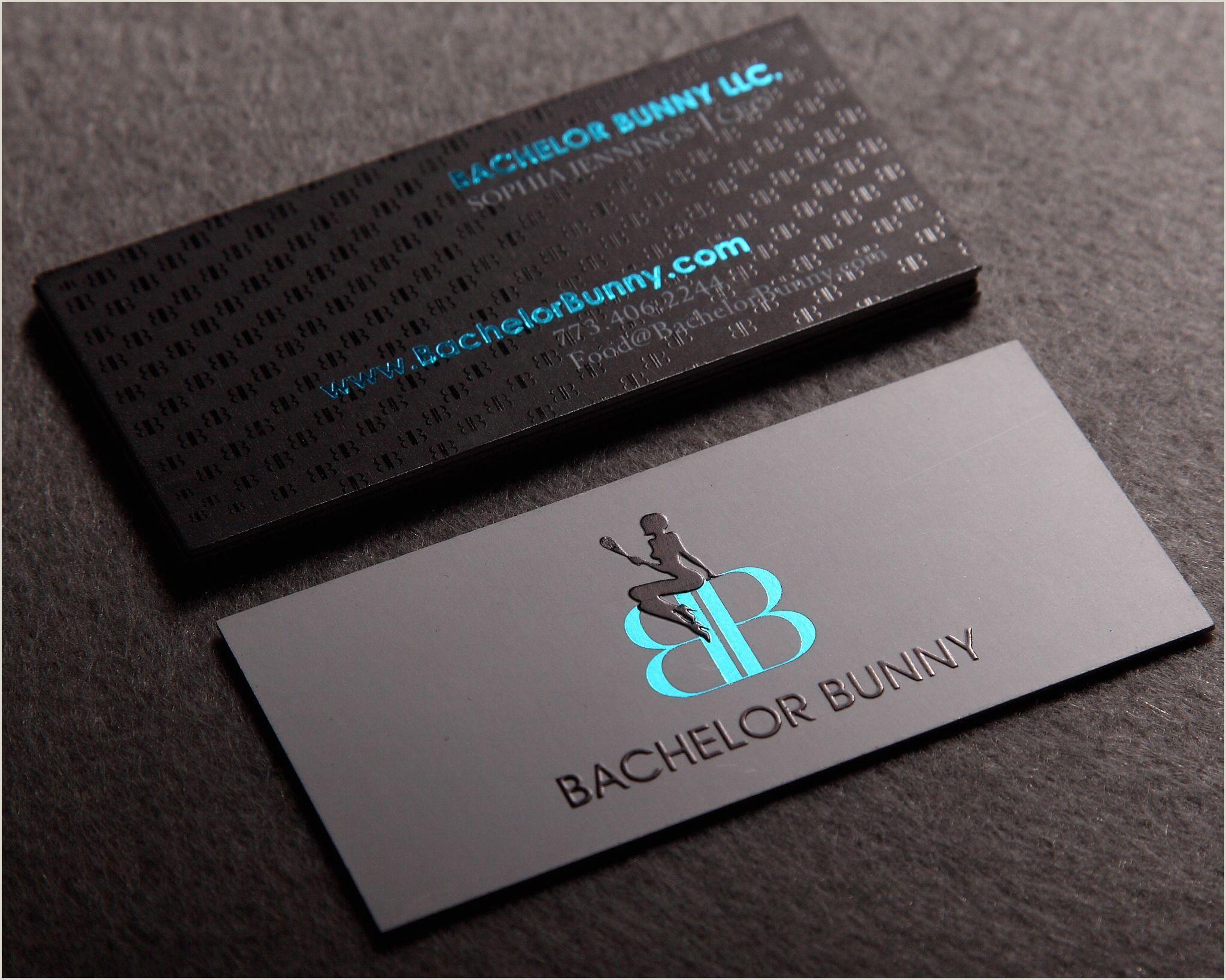 Custom Unique Business Cards Custom Sized Silkcards W Spot Uv And Blue Foil Custom
