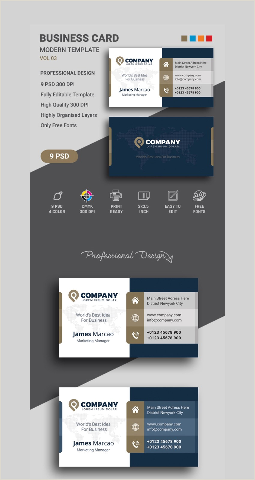 Customize Unique Business Cards 20 Customizable Business Cards Download Design & Print