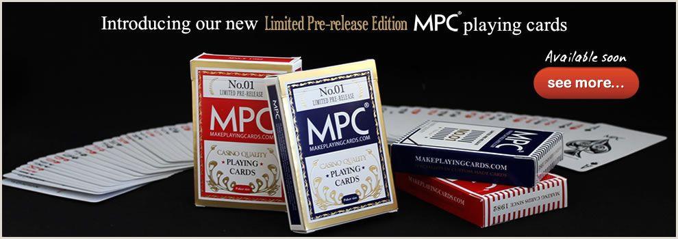 Customized Playing Cards No Minimum Custom Playing Cards No Minimum