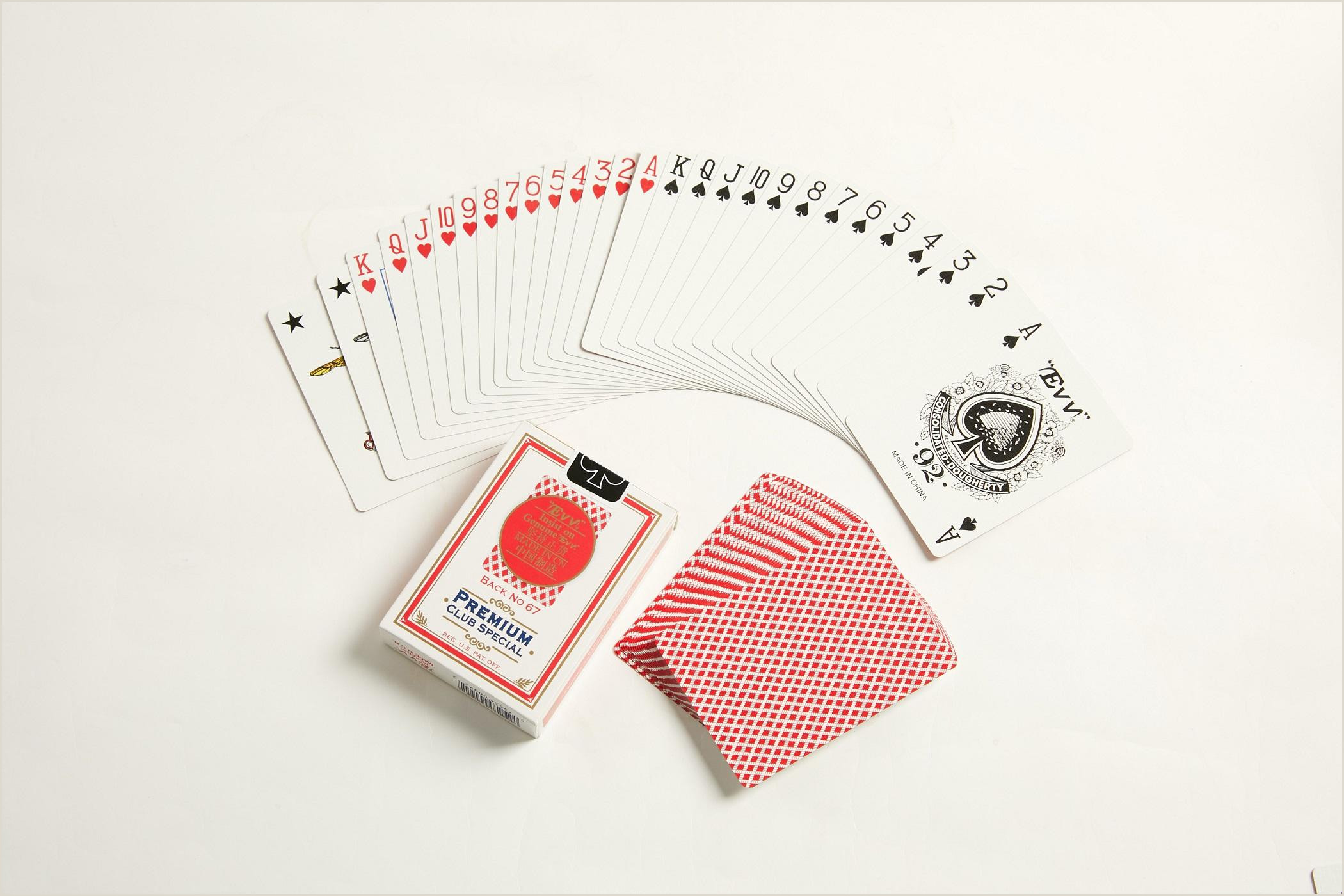 Customized Playing Cards No Minimum High Quality Custom Playing Cards Cheap High Quality Custom