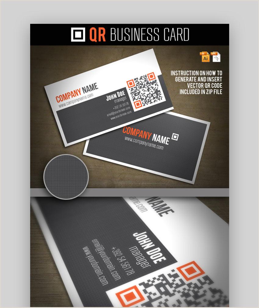 Design Business Card In Illustrator 25 Best Adobe Illustrator Business Card Templates Free