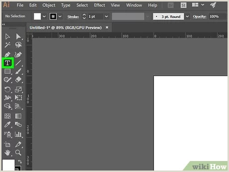 Design Business Card In Illustrator How To Create A Logo In Adobe Illustrator With