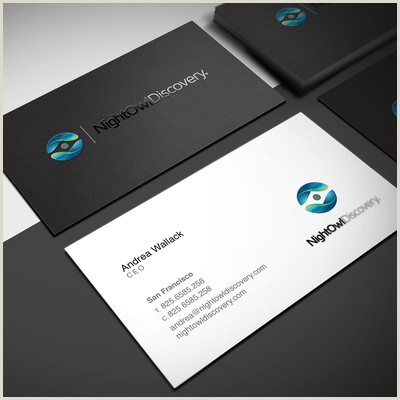 Design Own Business Cards 99designs Business Card