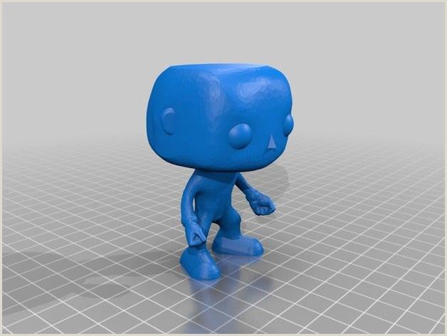 Design Your Own Pop 3d Printed Funko Pops Bitfab