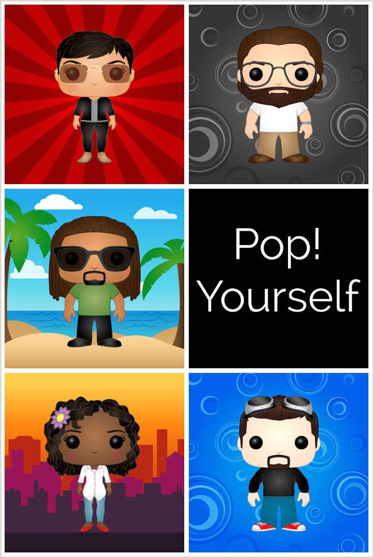 Design Your Own Pop Pop Yourself Create A Fun Funko Avatar – Krysanthe