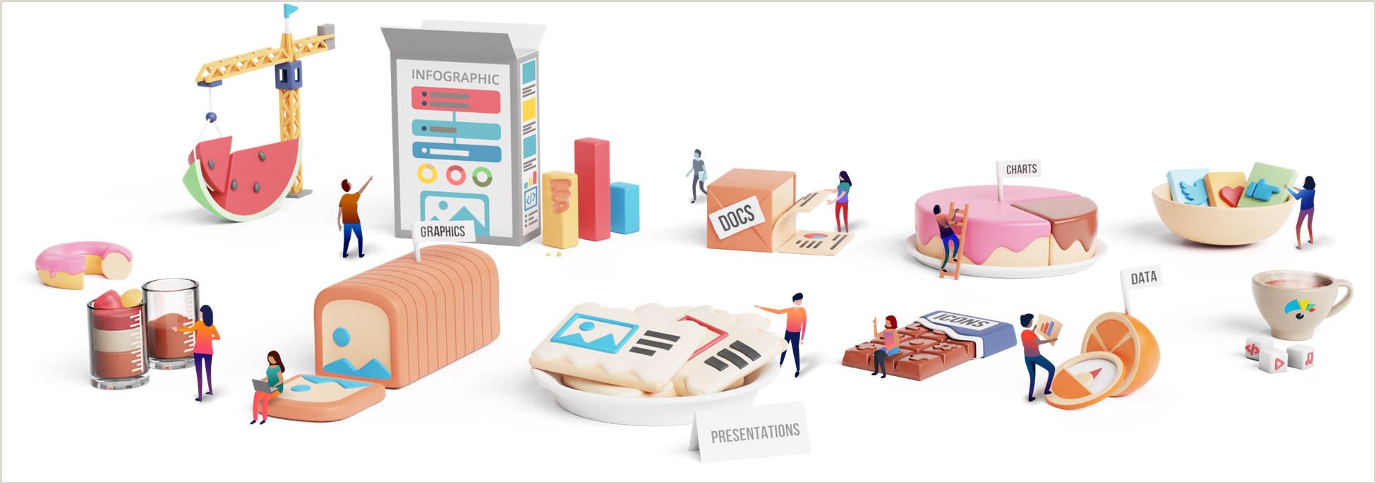 Designing A Pop Up Banner Free Infographic Software And Presentation Maker Make