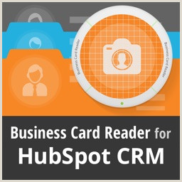Designing Business Card Business Card Reader 4 Hubspot By Magnetic E