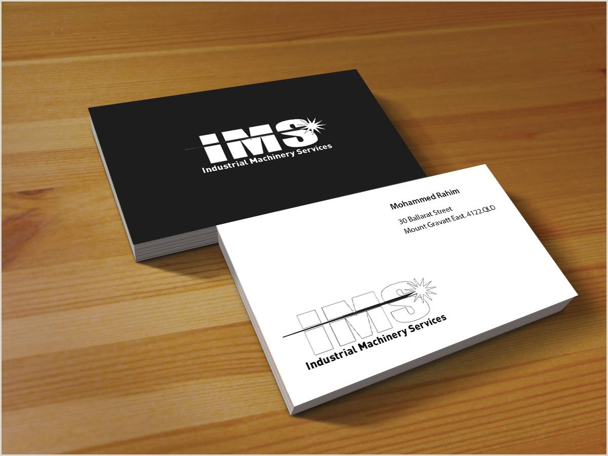Designing Business Card Elegant Playful Business Business Card Design For A