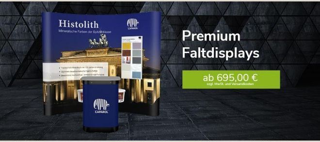 Display Pull Up Banners Expo Display Service Gmbh Mobile Messetände