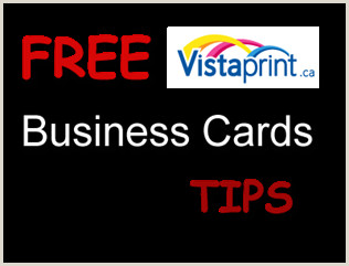 Does Vistaprint Have The Best Business Cards Vistaprint Business Cards – Reviews Tips Aceo And Free
