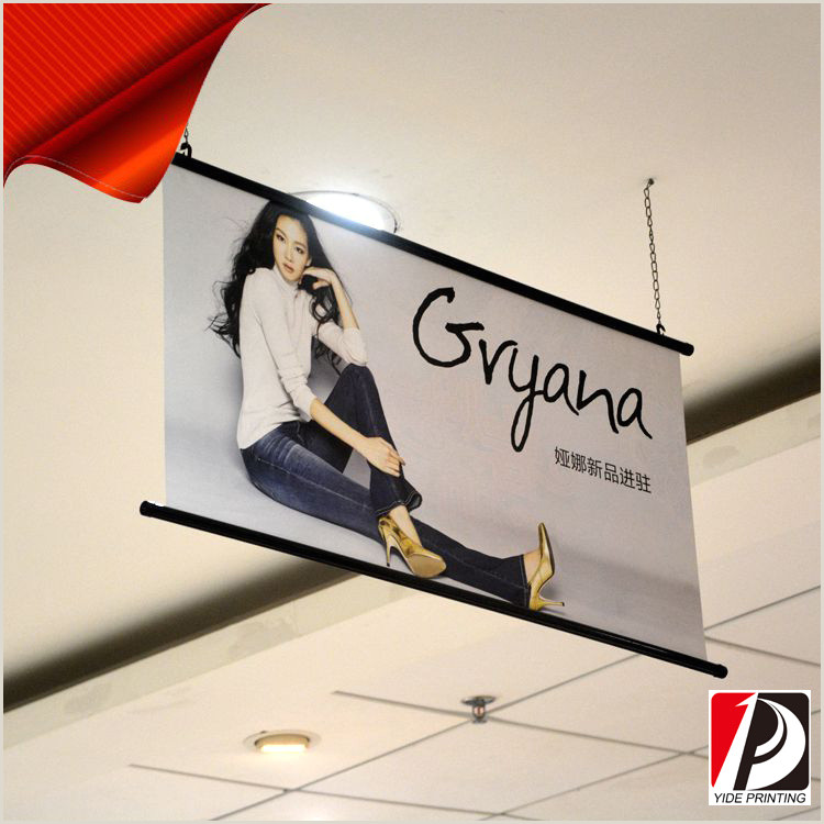 Double Sided Pop Up Banner [hot Item] Two Side Hanging Banner Double Sided Pvc Banner Dou 03