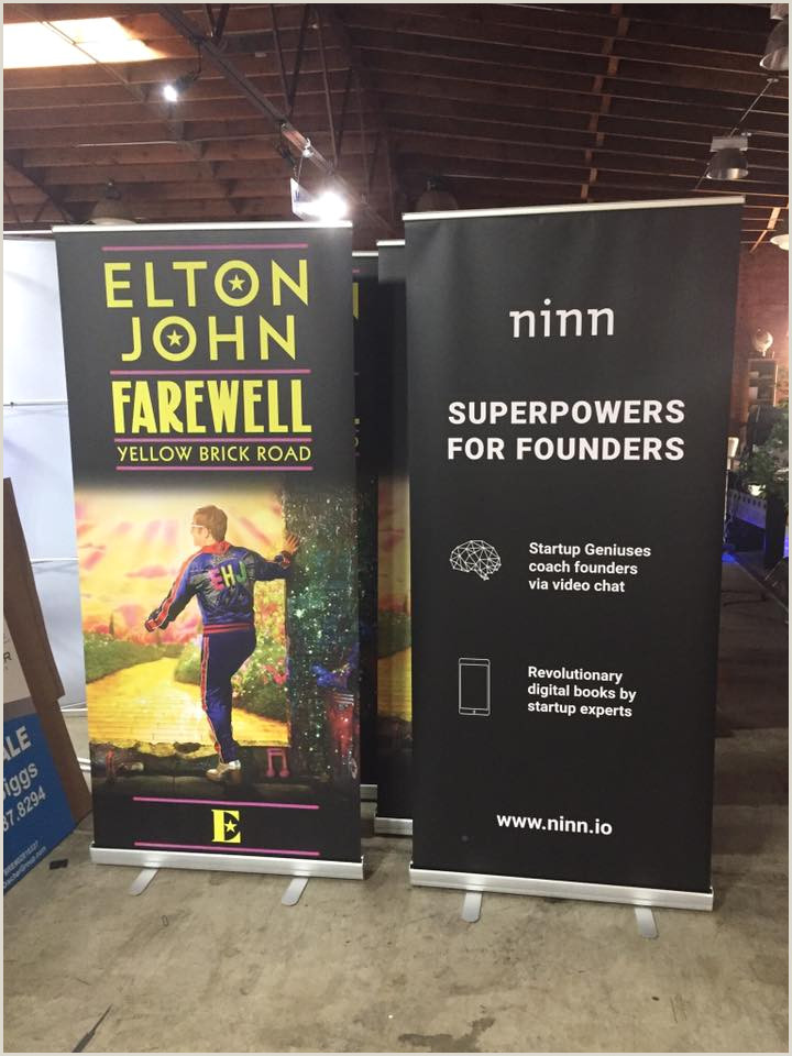 Double Sided Retractable Banner Stand Double Sided Retractable Banner Stands 36—74