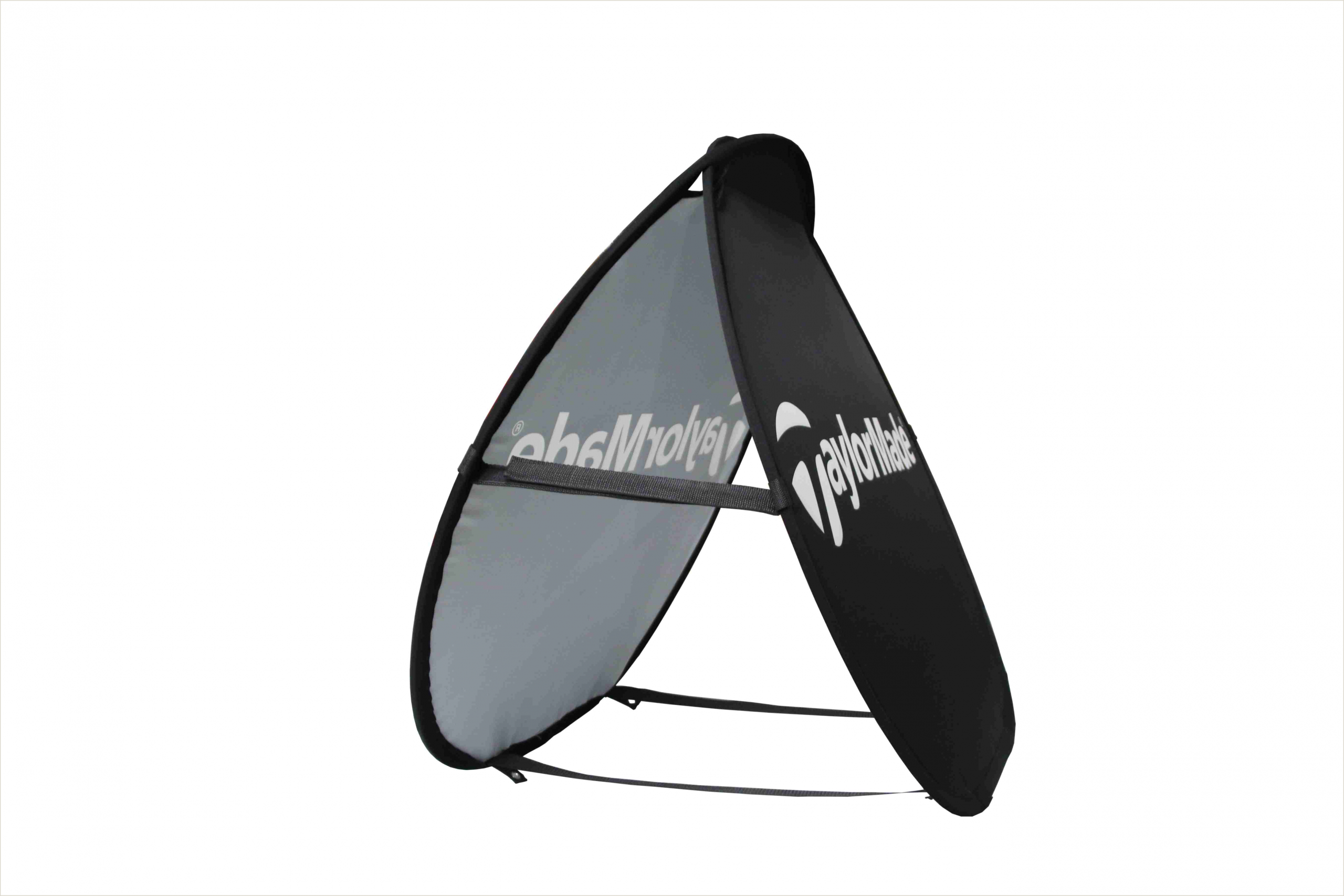 Double Sided Retractable Banner Stand Elastic Steel Display Exhibition Stands Outdoor Exhibition