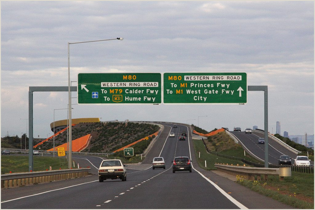Double T Signs Road Signs In Australia