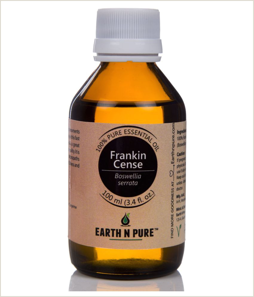 Earthy Business Names Earth N Pure Frankincense Oil Essential Oil 100 Ml