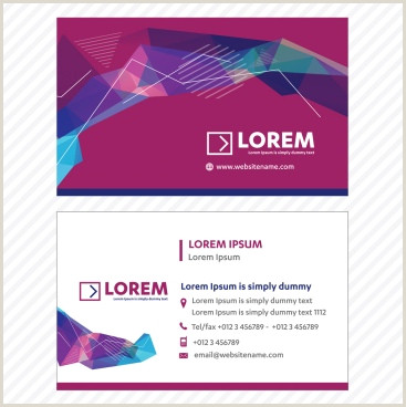 Event Planner Business Card Ideas Business Card Wedding Planner Template Free Vector