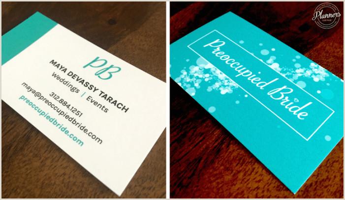 Event Planner Business Card Ideas Wedding Planner Business Card Ideas