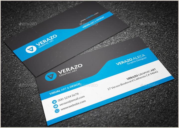 Example Business Card 14 Executive Business Card Designs & Templates Psd Ai