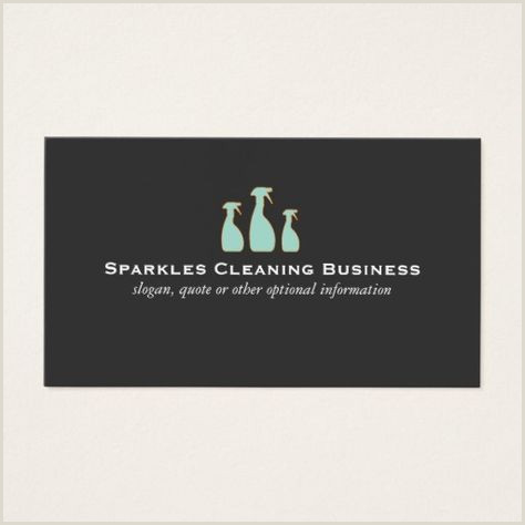 Examples Of Cleaning Business Cards 200 Best Cleaning Business Cards Images