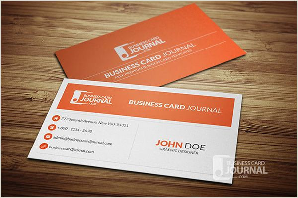 Examples Of Cleaning Business Cards Clean And Minimal Corporate Business Card Template