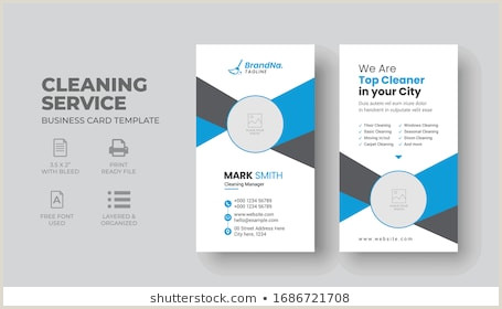 Examples Of Cleaning Business Cards Cleaning Business Card Stock S & Vectors
