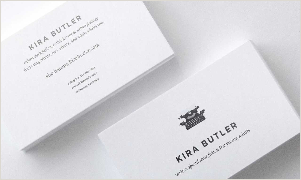 Examples Of Good Business Cards Top 32 Best Business Card Designs & Templates