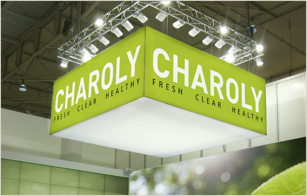 Exhibition Banner Stands Exhibition Banner Cuboid 3 X 2 M Closed Illuminated