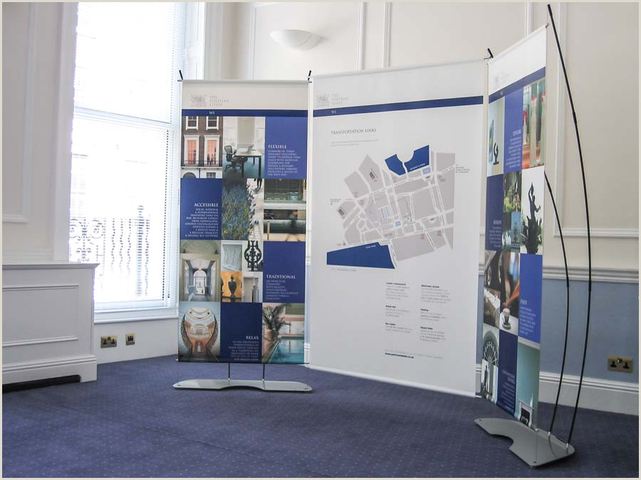 Exhibition Banner Stands Exhibition Banner Stands & Portable Display Stands